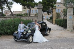 Mariage Citroën Traction 11